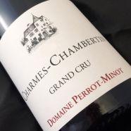 Domain Perrot Minot Charmes Chambertin 2013