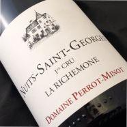 Domain Perrot Minot Nuits Saint-Georges La Richemone 2016