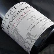 Domain Dugat Py Gevrey Chambertin Les Champeaux 2018