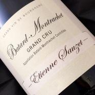 Domain Sauzet Batard Montrachet 2013