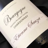Domain Sauzet Bourgogne Blanc 2018