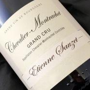 Domain Sauzet Chevalier Montrachet 2018