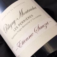 Domain Sauzet Puligny Montrachet Les Perrieres 2018