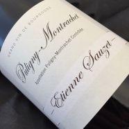 Domain Sauzet Puligny Montrachet 2018