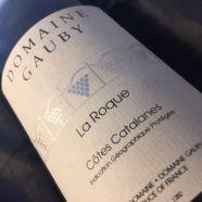 Domain Gauby Cote Roussillon Coume Gineste La Roque 2012