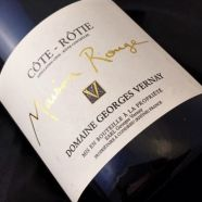 Georges Vernay Côte Rotie Maison Rouge 2012