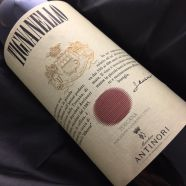 Antinori Tignanello 1998