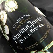 Champagne Perrier Jouet La Belle Epoque 1985