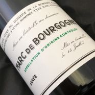 Domain Romanee Conti Marc de Bourgogne