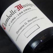 Domain Georges Roumier Chambolle Musigny Les Cras  2009