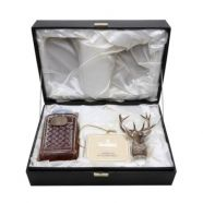 Whisky Glenfiddich Single Malt 30 year old Silver Stag Decanter bottle 70 cl